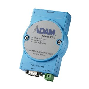 ADVANTECH 어드밴텍 ADAM-4571-CE 1-port RS-232/422/485 Serial Device Server